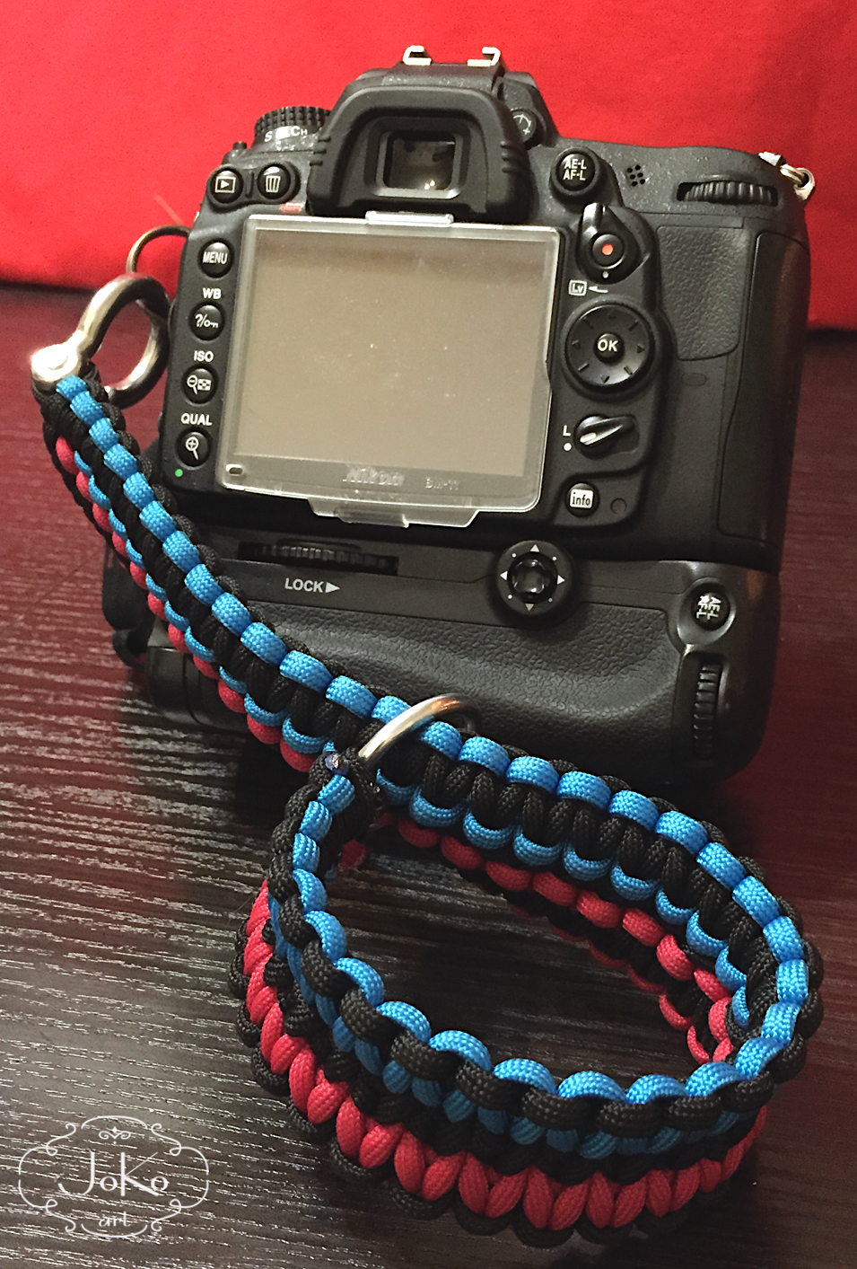 Pasek do aparatu (paracord belt) 01/2015