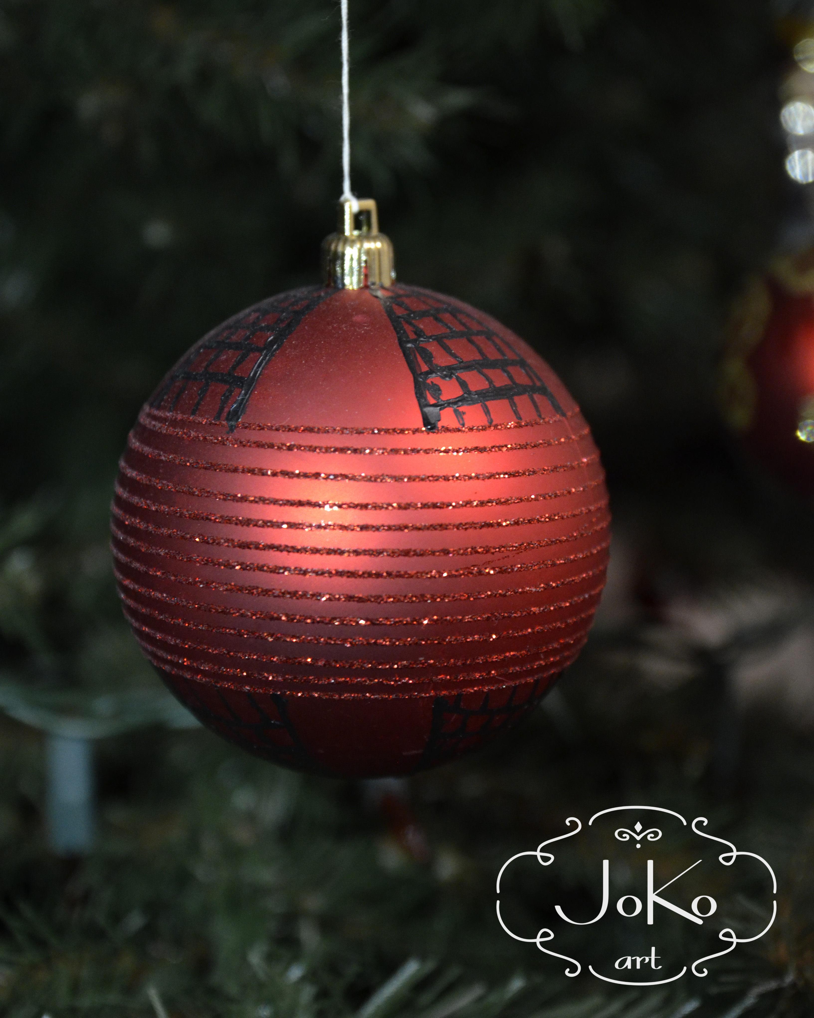 Bombka (Christmas bauble) 03/2014