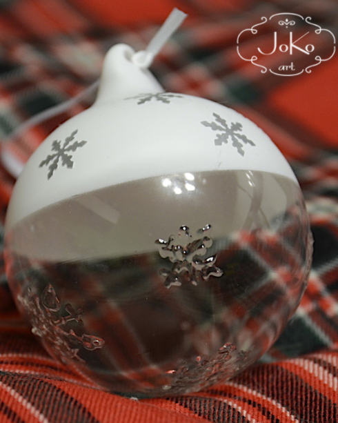 Bombka (Christmas bauble) 02/2014