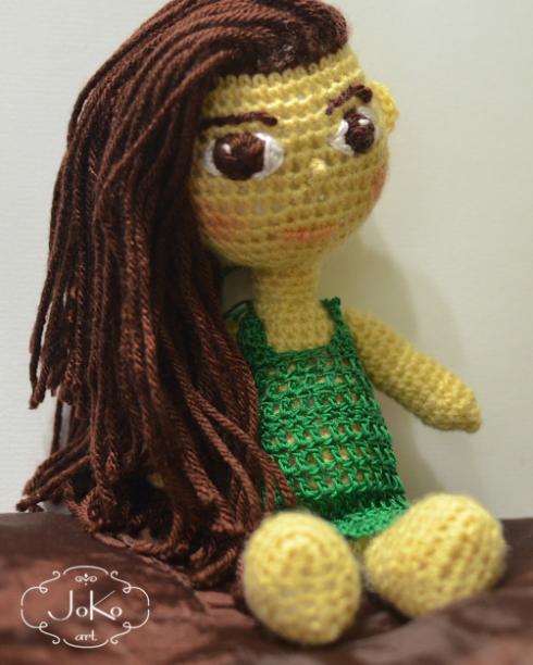Lalka (crochet doll) 01/2014
