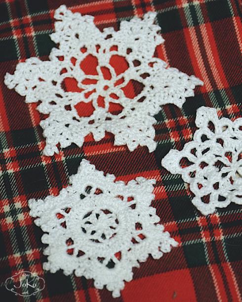Płatki śniegu (Snowflakes) 01/2014