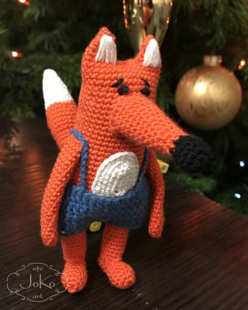 Lisek (cuddly fox) 12/2017