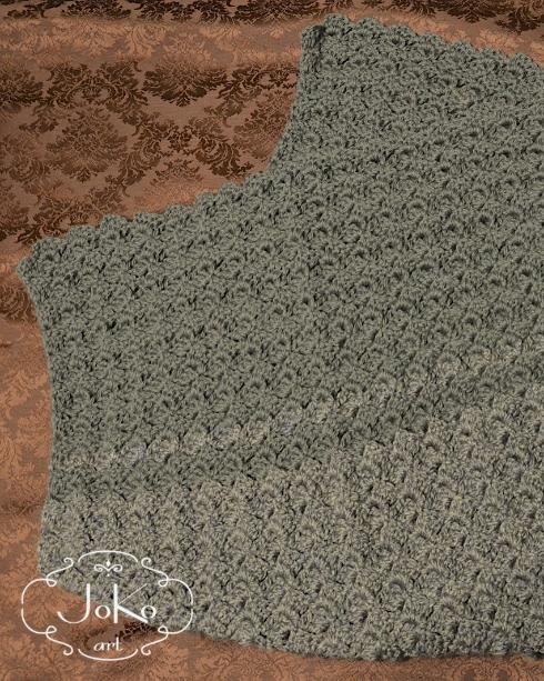Szal (shawl) 01/2015