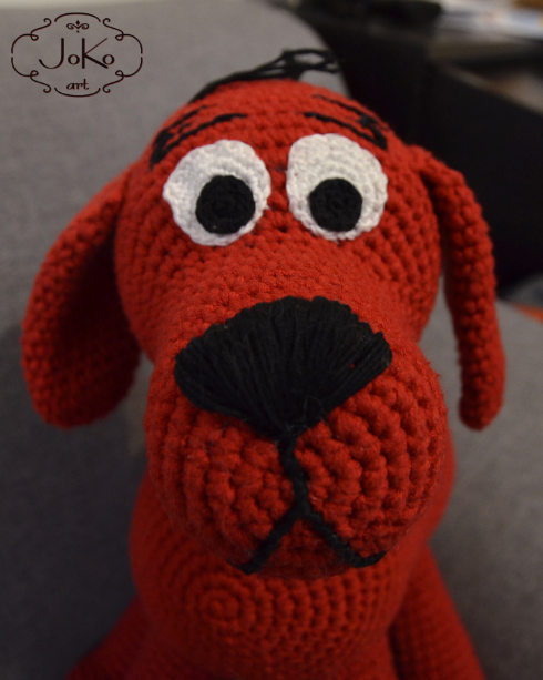 Clifford (cuddly toy) 01/2015