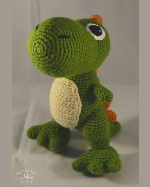 Przytulanka dinozaur (dino cuddly toy) 01/2016