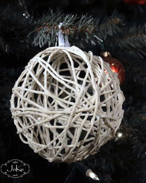 Bombka (Christmas bauble) 05/2014