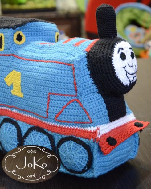 Tomek ciuchcia (Thomas the train cuddly) 01/2015